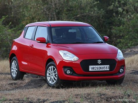 New Maruti Swift Crosses 75,000 Booking In Less Than Three