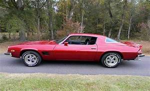 1976 Camaro Parts And Restoration Information