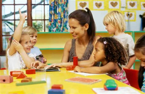 qualifications for preschool preschool naeyc standards for early childhood 346
