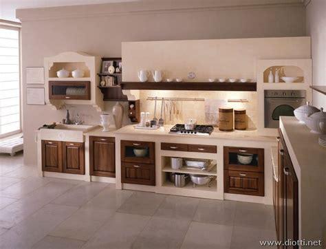 idee per cucine in muratura cucina in muratura 70 idee per cucine moderne rustiche