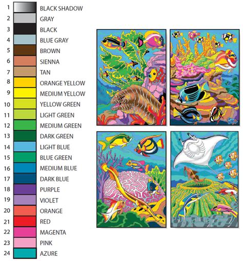 color by number books welcome to dover publications