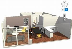 revgercom cuisine salon 25m2 idee inspirante pour la With aménagement salle À manger salon pour petite cuisine Équipée