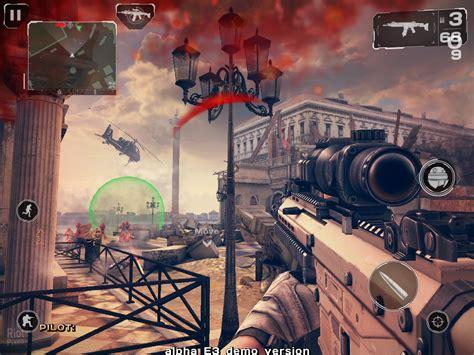 gameloft presenta modern combat 5 blackout 161 si se 241 ores ya esta aqu 237 a phone