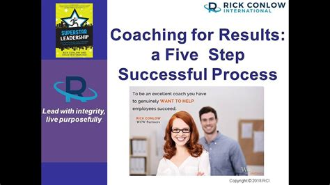 leadership coaching  results   step successful