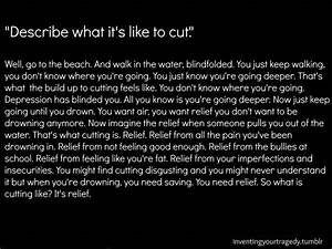 quotes about cutting | Tumblr
