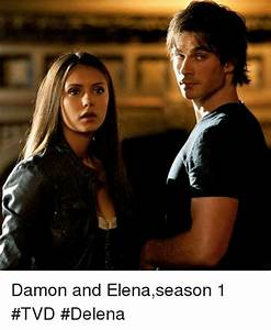 25+ Best Memes About Damon and Elena | Damon and Elena Memes