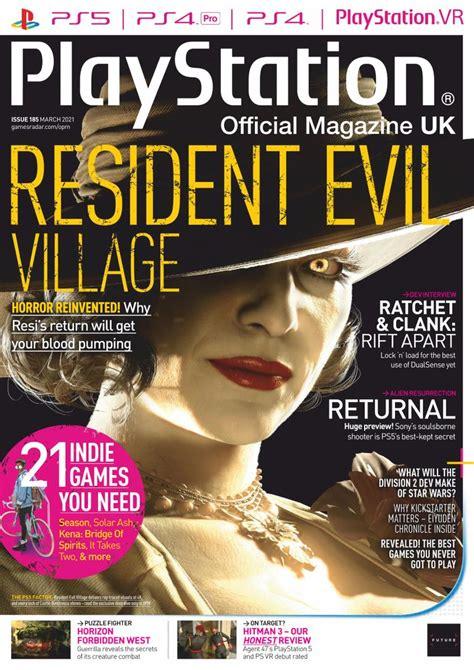 Official PlayStation Magazine - UK Edition Magazine ...