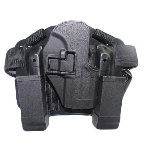 blackhawk cqc serpa tactical gun holster hk usp compact thigh leg holster rh  hunting gun