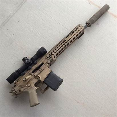 Sig Rifle Sauer Swis Sig716 Custom Mcx