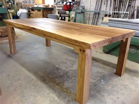 Live Edge Dining Table UK TarzanTables.co.uk