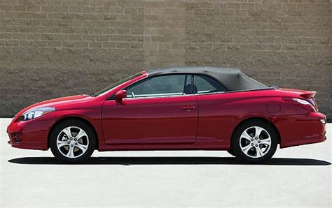 2008 Toyota Solara Convertible by Used 2008 Toyota Camry Solara Convertible Pricing For
