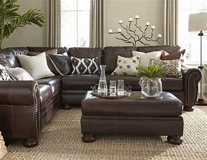Room, Using, Brown, Couch, Decor, U2014, Randolph, Indoor, And, Outdoor, Design
