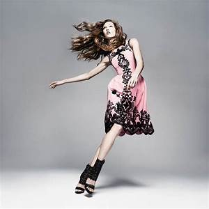 Karlie Kloss and Vika Falileeva Front Neiman Marcus' Art ...
