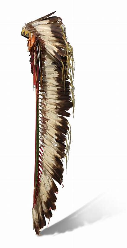 Feather Eagle American Native Headdress Nelson Indian