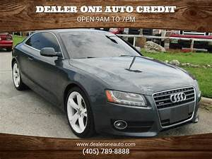2009 Audi A5 Quattro Coupe Awd For Sale In Oklahoma City