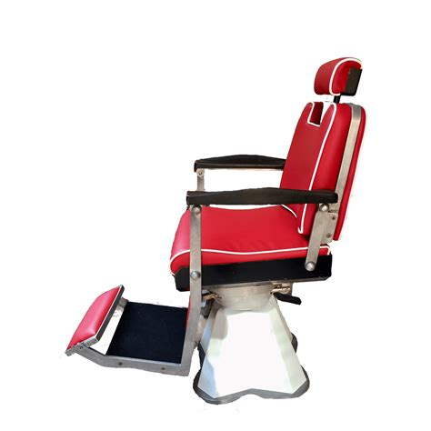 Sedie Barbiere sedia da barbiere jupiter accessori arredo vintage