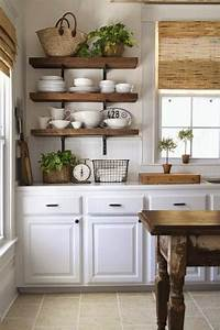 7 reasons your next kitchen remodel needs open shelving With shelving in kitchen