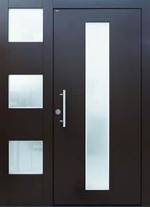 Haustüren Mit Viel Glas : die besten 25 haust r mit seitenteil ideen auf pinterest ~ Michelbontemps.com Haus und Dekorationen