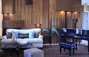 splendid wood panel wall art decor decorating ideas With wall panelling designs living room