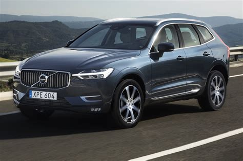 Volvo Car : 2018 Volvo Xc60 First Drive Review