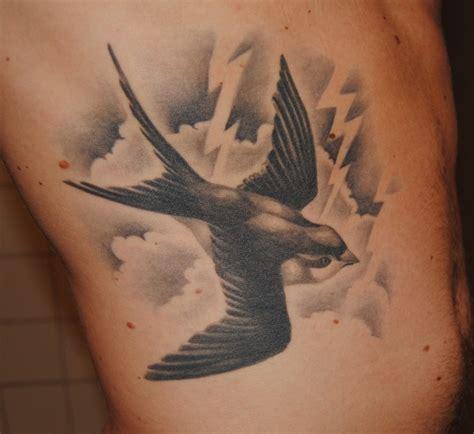 Birds Tattoos For You Swallow Bird Tattoos Symbolism