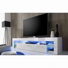 50 Collection Of Tv Stands With Led Lights  Tv Stand Ideas