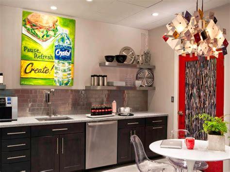 Glass Tile Backsplash Ideas: Pictures & Tips From HGTV