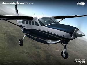 Caranado Cessna C208b Grand Caravan Hd For Fsx