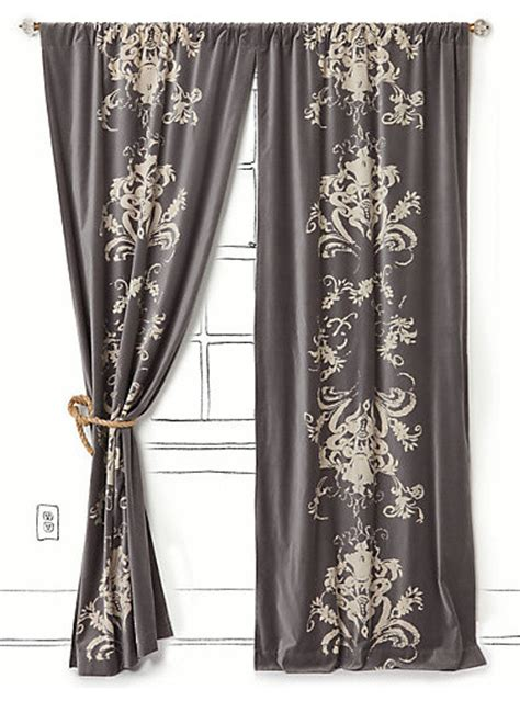 viceroy velvet curtain traditional curtains by