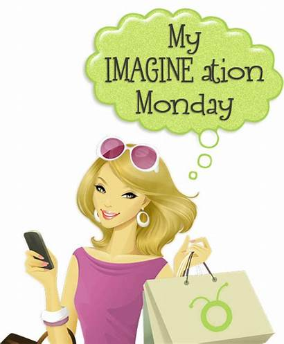 Monday Imagine Ation Letter Welcome February November