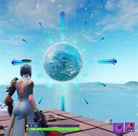 fortnite event countdown ice king covers fortnite map
