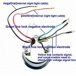 10  Motorcycle Tachometer Wiring Diagram