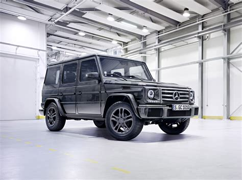 2018 Mercedes Benz G Class Pricing Starts At 120825