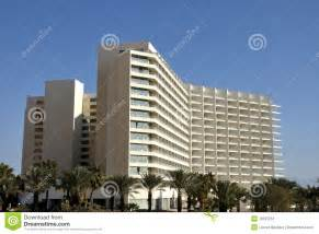 vacation house plans modern hotel building stock image image 18337251