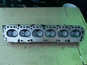 Ford Cylinder Head 4 9 Liter 1965 8 U0026quot  Stud No Smog