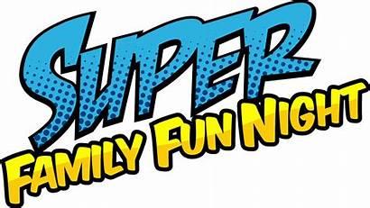 Night Fun Clipart Clip Title Gym March