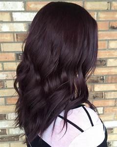 50 Shades Of Burgundy Hair Dark Burgundy Maroon