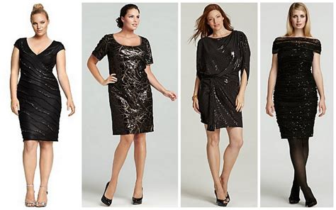 Christmas Party Dresses For Different Body Shapes