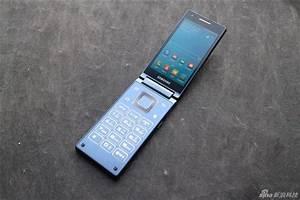 Cận cảnh Smartphone Samsung hai màn hình: Thiết kế lung ...
