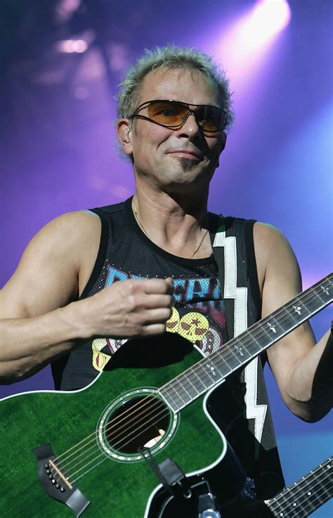 Rudolf Schenker Photos Photos - Scorpions Perform In ...