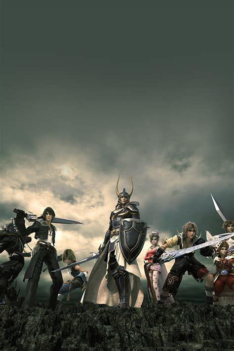 Permalink to Final Fantasy 7 Wallpaper Hd Iphone