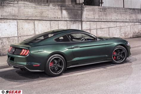 2019 Ford Mustang Bullitt Limited-edition