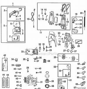 Bissell Proheat Parts Diagram