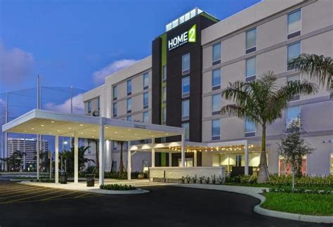 Hotel Home2 Suites By Hilton West Palm Beach Airport Fl