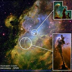 10+ images about The Eagle Nebula on Pinterest | Births ...
