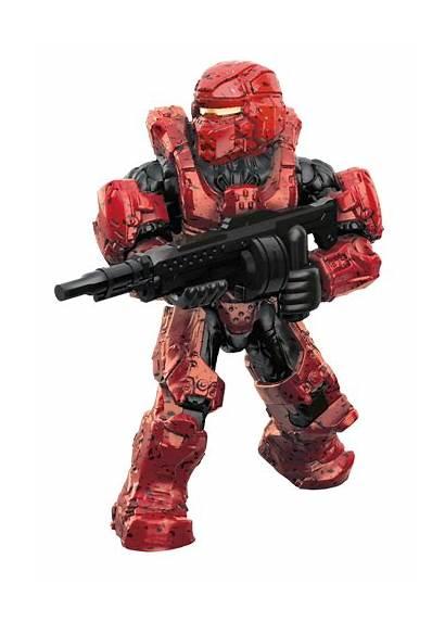 Unsc Mega Bloks Halo Warrior Turret Spartan