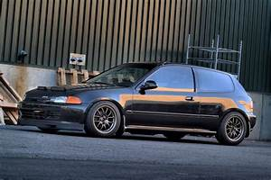 Honda Civic  Eg  Hatch  Had A Coupe Version And Loved It