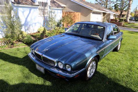 jaguar xj california owned  miles