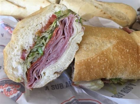 Chain Sub Sandwiches Ranked From Worst To Best