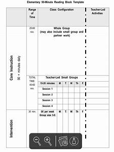 Teacher Schedule Template Search Results Building Rti